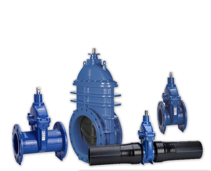 Water Gate valves