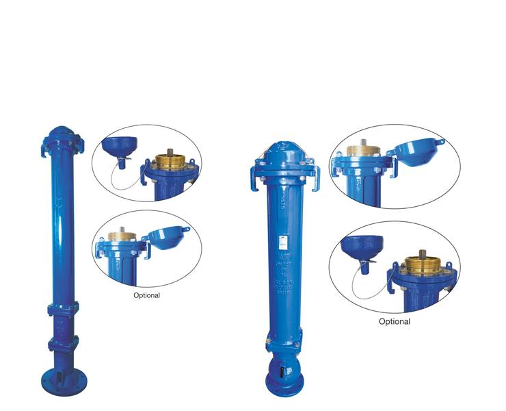 Water Underground fire hydrants